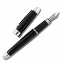 ACME Kustom Kolor Klassic Black Fountain Pen