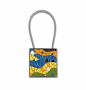 ACME Mosaic Key Ring