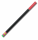 ACME Rugby Red Rollerball Pen