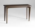 Adair Dark Wood Console Table by Cyan Design