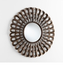Agoura Bronze Mirror by Cyan Design