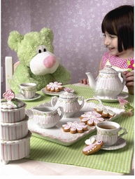Andrea by Sadek Porcelain Children's Tea Sets