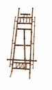 Dessau Home Antique Gold Bamboo Easel Home Decor