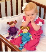 Applesauce French Style Plush Doll Collection
