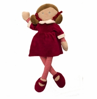 Applesauce Margot Red French Style Plush Doll