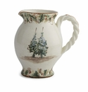 Arte Italica Natale Small Pitcher