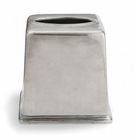 Arte Italica Roma Pewter Tissue Box Holder