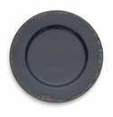 Arte Italica Scavo Blue Charger Plate