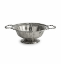 Arte Italica Vintage Footed Bowl with Handles