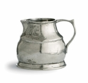 Arte Italica Vintage Pewter Small Pitcher