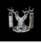 Arthur Court Antler Hanging Salt & Pepper St