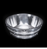 "Arthur Court Barrel 6"" Nut Bowl"