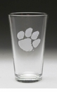 Arthur Court Clemson All Purpose Glasses (4) Satin