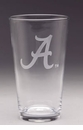 Arthur Court Designs Alabama Pub Glasses Set of 4
