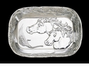 Arthur Court Designs Horse Catch All Tray