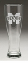 Arthur Court Designs Mississippi State Pilsner Glass