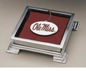 Arthur Court Designs Ole Miss Cocktail Napkin Box