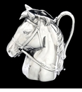 Arthur Court Designs Thoroughbred Horse Pitcher