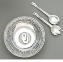 "Arthur Court Designs University of Oklahoma 12"" Bowl"