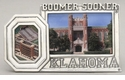 Arthur Court Designs University of Oklahoma Double Photo Frame