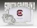 "Arthur Court Designs University of South Carolina Photo Frame 4""X6"""