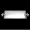 Arthur Court French Lily Oblong Tray