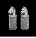 Arthur Court Horse Salt & Pepper Set