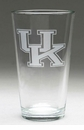 Arthur Court Kentucky Pub Glasses Set of 4