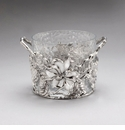 Arthur Court Magnolia Ice Bucket