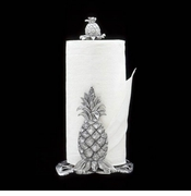 Arthur Court Pineapple Paper Towel Holder