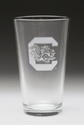 Arthur Court South Carolina Pub Glasses Set of 4