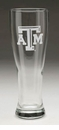 Arthur Court Texas A&M Pilsner Glasses Set of 4