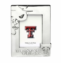 "Arthur Court Texas Tech Picture Frame 4""x6"""