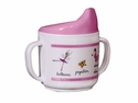 Baby Cie Ballerina Melamine Child's Sippy Cup