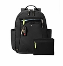 Baggallini Black Gadabout Laptop Backpack