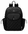 Baggallini Black Ready To Run Baby Backpack