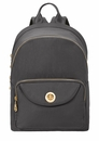 Baggallini Charcoal Brussels Laptop Backpack