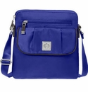 Baggallini Cobalt Dilly Dally Crossbody Bag