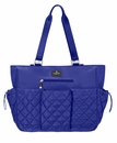 Baggallini Cobalt On The Go Baby Tote Bag