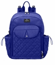Baggallini Cobalt Ready To Run Baby Backpack