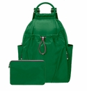 Baggallini Grass Center Backpack