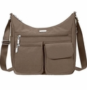 Baggallini Java Everywhere Crossbody Bag with RFID Shield