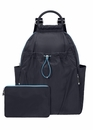 Baggallini Midnight Center Backpack