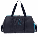 Baggallini Midnight Step To It Duffel Tote Bag