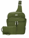 Baggallini Moss Messenger Bagg With RFID