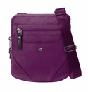 Baggallini Mulberry Walkabout Crossbody