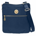 Baggallini Pacific Gold Hanover Crossbody Bag