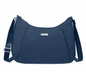 Baggallini Pacific Slim Crossbody Hobo With RFID
