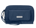 Baggallini Pacific Wristlet Wallet with RFID Shield