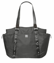 Baggallini Pewter Have It All-Yoga Tote Crossbody Bag